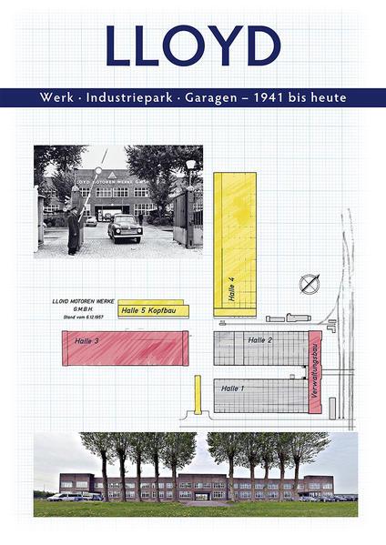 LLOYD - Werk, Industriepark, garagen - Coverbild