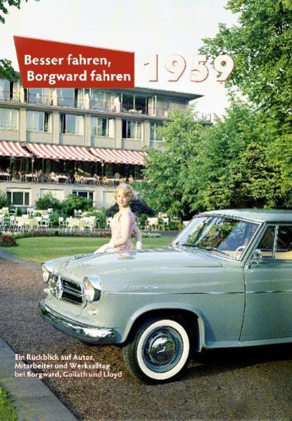 Besser fahren, Borgward fahren · 1959 - Coverbild