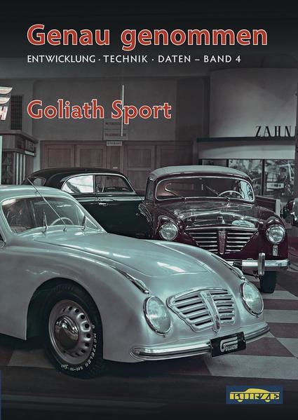 Genau genommen: Goliath Sport - Coverbild