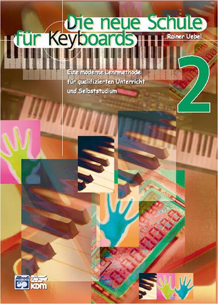 Die neue Schule für Keyboards / Die neue Schule für Keyboards Band 2 - Coverbild