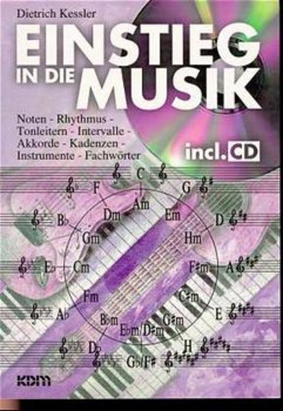 Einstieg in die Musik - Coverbild