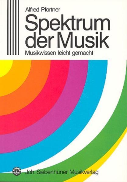 Spektrum der Musik - Coverbild