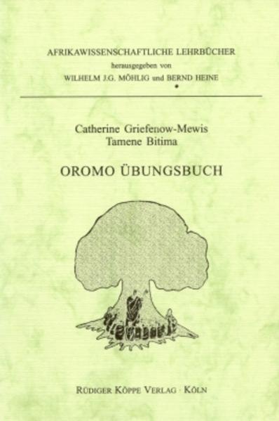Oromo Übungsbuch - Coverbild