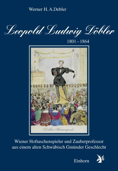 Leopold Ludwig Döbler 1801-1864 - Coverbild
