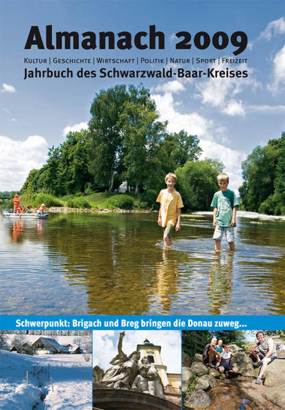 Almanach 2009 - Coverbild