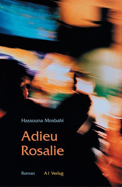 Adieu Rosalie - Coverbild