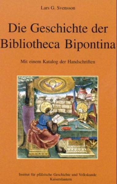 Die Geschichte der Bibliotheca Bipontina - Coverbild