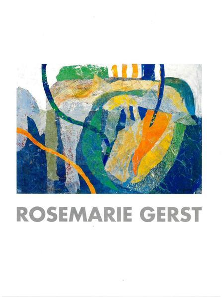 Vor Ort - Rosemarie Gerst - Coverbild