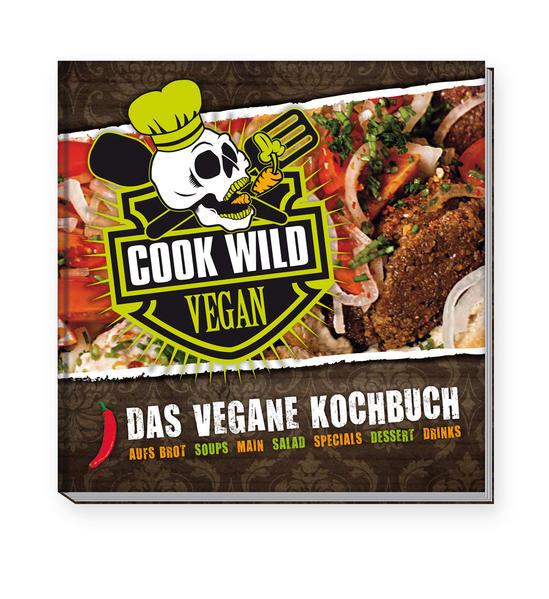 Cook Wild Vegan - Coverbild