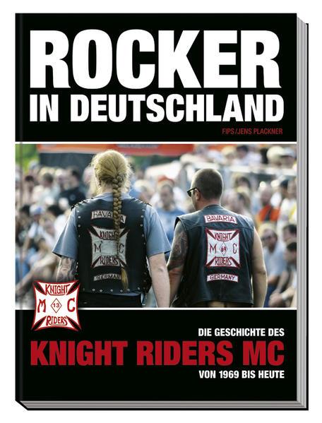 Rocker in Deutschland – Knight Riders MC - Coverbild