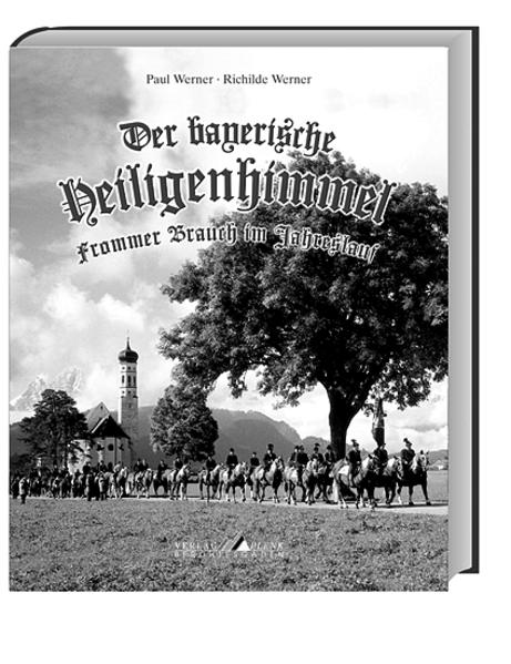 Der bayerische Heiligenhimmel - Coverbild