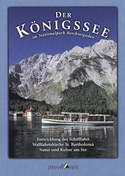 Der Königssee im Nationalpark Berchtesgaden - Coverbild