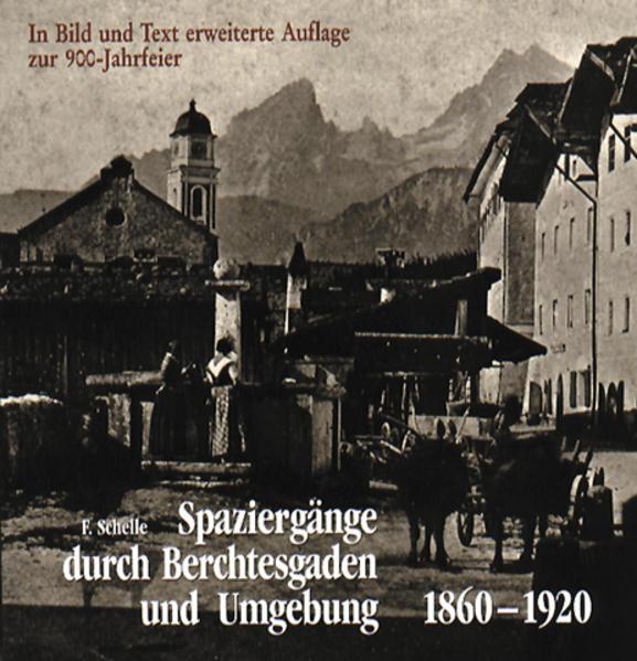 Spaziergänge durch Berchtesgaden und Umgebung - Coverbild