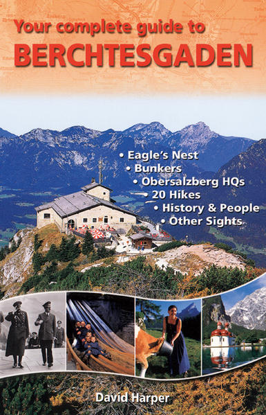 Your complete guide to Berchtesgaden - Coverbild