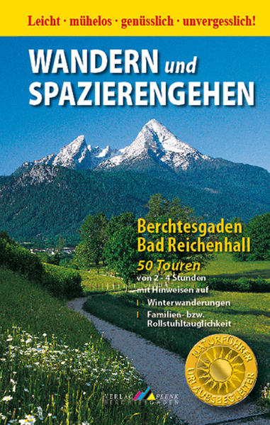 Wandern und Spazierengehen - Coverbild