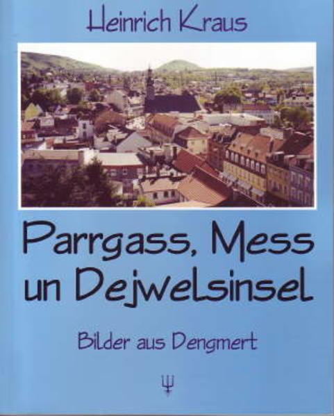 Parrgass, Mess un Dejwelsinsel - Coverbild