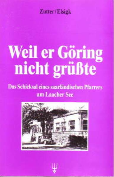 Weil er Göring nicht grüsste - Coverbild
