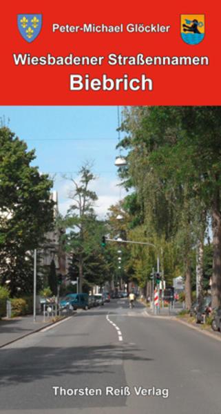 Wiesbadener Straßennamen - Biebrich - Coverbild