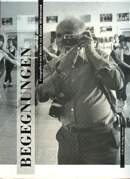 Begegnungen - fotografiert und notiert - Coverbild