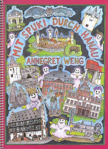 Mit Spuki durch Hanau - Coverbild