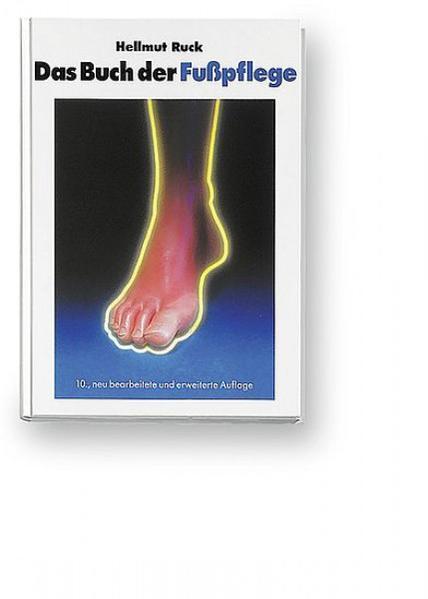 Das Buch der Fusspflege - Coverbild