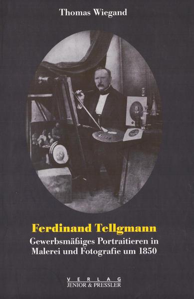 Ferdinand Tellgmann - Coverbild