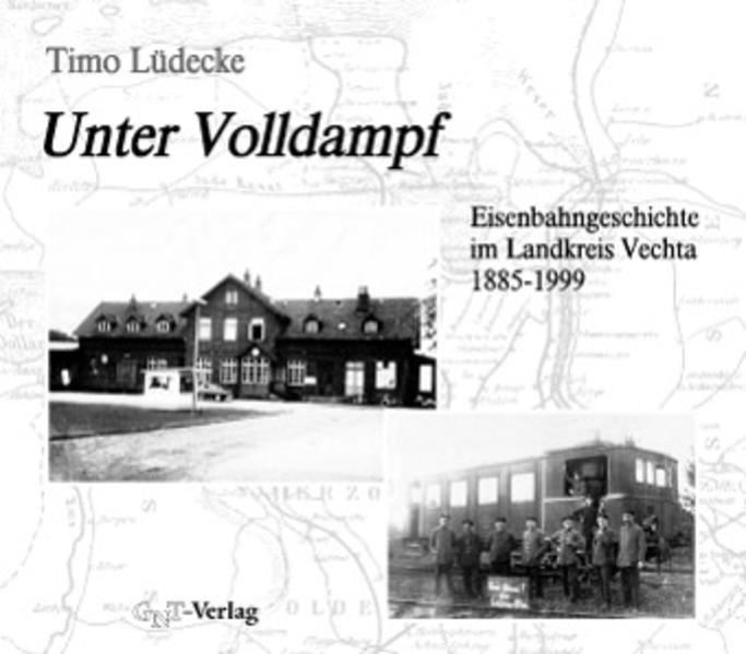 Unter Volldampf - Coverbild