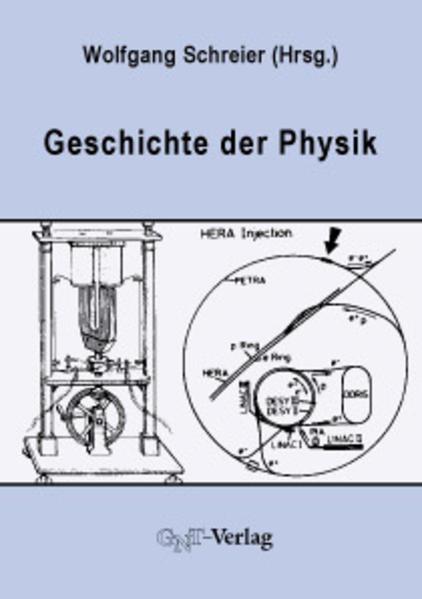 Geschichte der Physik - Coverbild