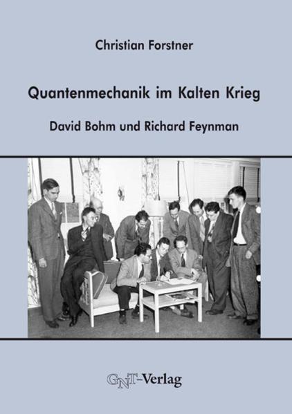 Quantenmechanik im Kalten Krieg - Coverbild