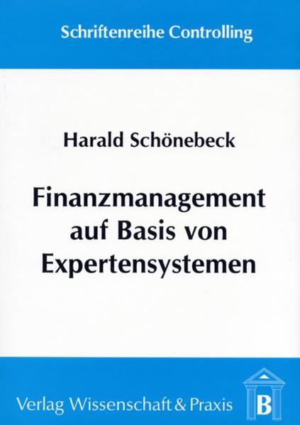 Finanzmanagement auf Basis von Expertensystemen - Coverbild