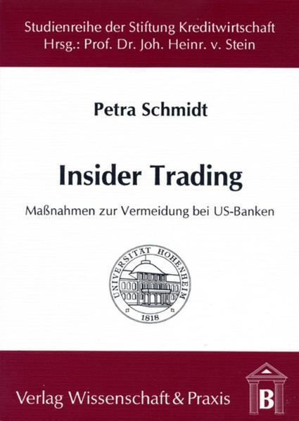 Insider-Trading - Coverbild