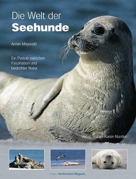 Die Welt der Seehunde - Coverbild