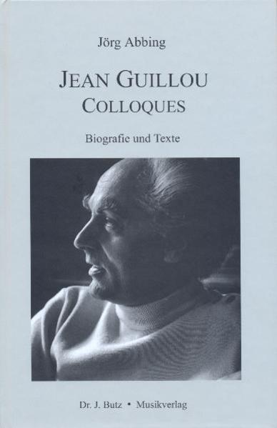 Jean Guillou - Colloques - Coverbild