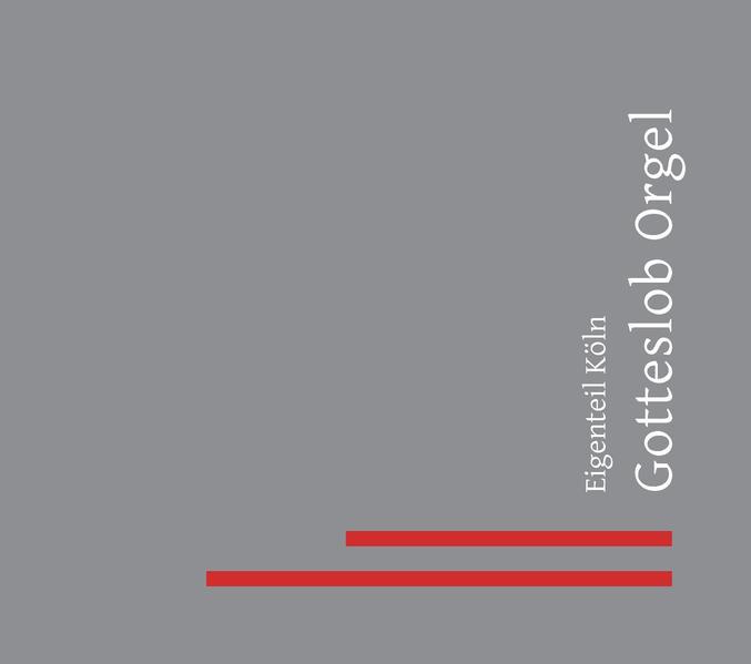 Orgelbuch zum Gotteslob - Coverbild