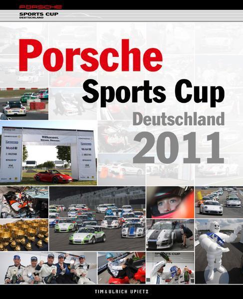 Porsche Sports Cup Deutschland 2011 - Coverbild