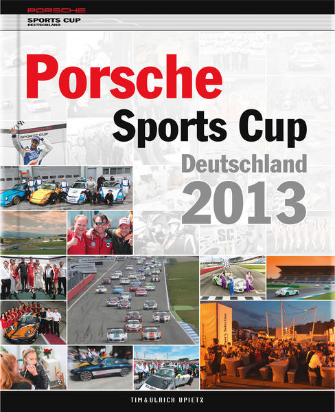 Porsche Sports Cup Deutschland 2013 - Coverbild