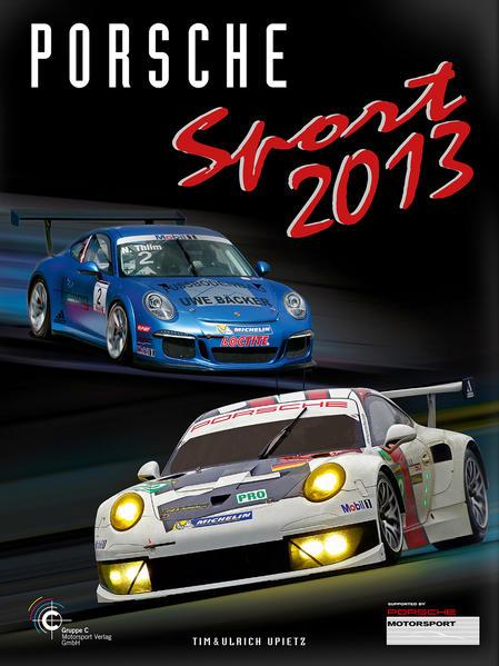 Porsche Sport 2013 - Coverbild