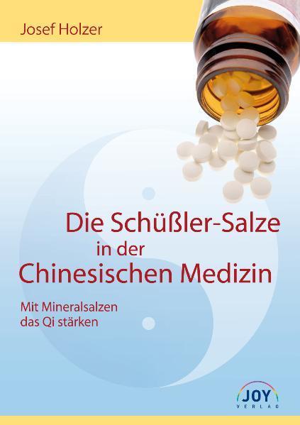 Kostenloses PDF-Buch Die Schüßler-Salze in der Chinesischen Medizin