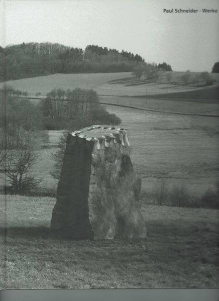 Paul Schneider Werke 1998-2001 - Coverbild