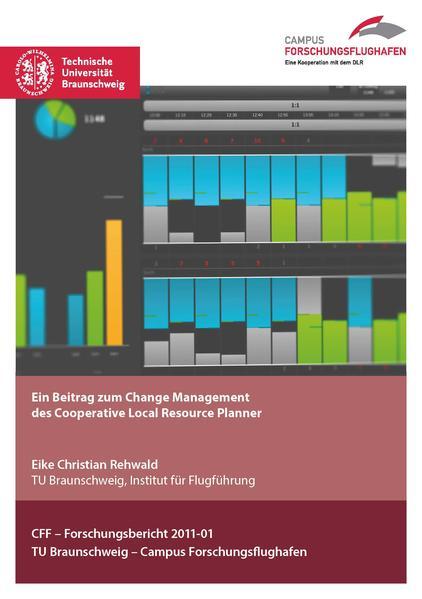 Ein Beitrag zum Change Management des Cooperative Local Resource Planner - Coverbild