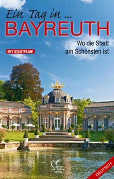 Ein Tag in Bayreuth, englische Ausgabe - Coverbild