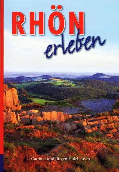 Rhön erleben - Coverbild