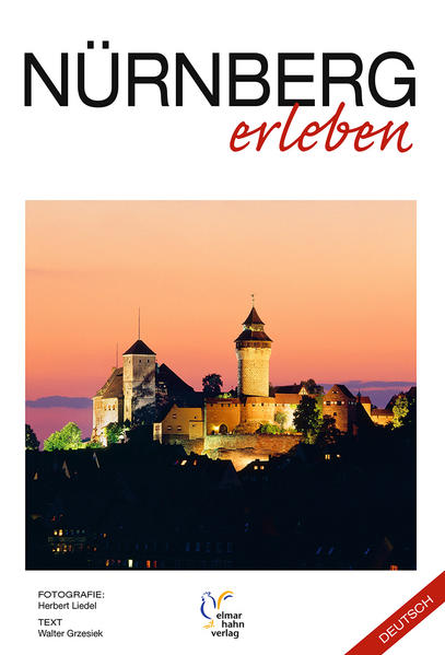 Nürnberg erleben. Italienische Ausgabe - Coverbild
