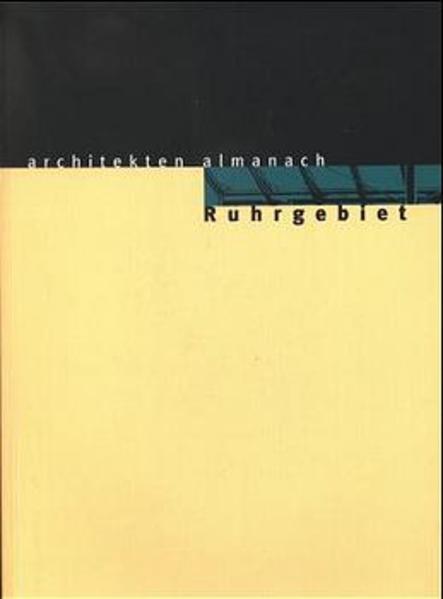 architekten almanach Ruhrgebiet - Coverbild