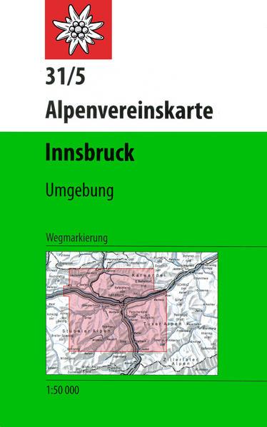Innsbruck und Umgebung - Coverbild