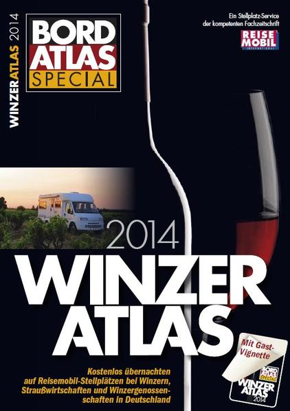 WINZERATLAS 2014 - Coverbild