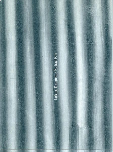Lukas Kramer - Pulsation - Coverbild