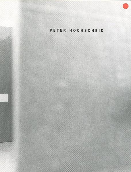 Peter Hochscheid - Coverbild
