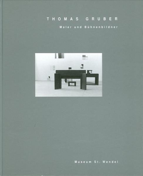 Thomas Gruber - Maler und Bühnenbildner - Coverbild