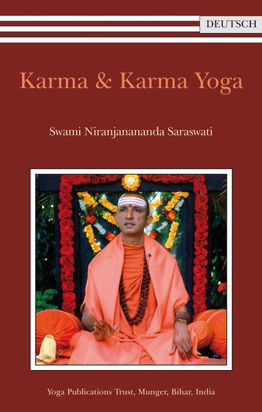 Karma & Karma Yoga - Coverbild